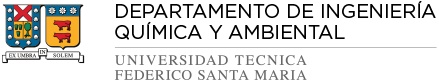 · USM: Departamento de Ingeniería Química y Ambiental · Universidad Técnica Federico Santa María